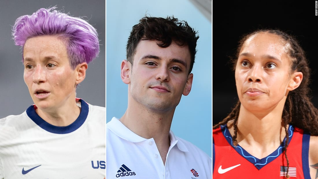 There may be more Olympians who identify as LGBTQ than ever before. But there are limits to inclusion