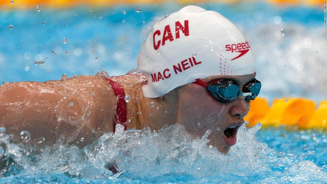 A Canadian swimmer's success is forcing China to reexamine the legacy of its one child policy