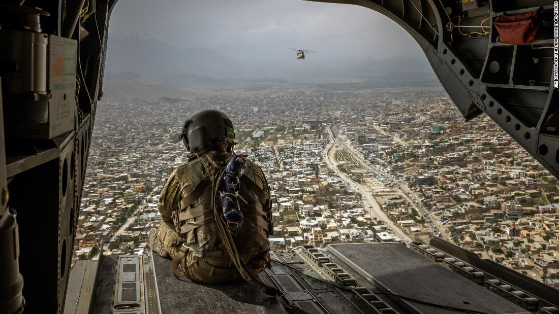Afghanistan's quick unraveling jolts national security officials and threatens to stain Biden's legacy   CNN Politics