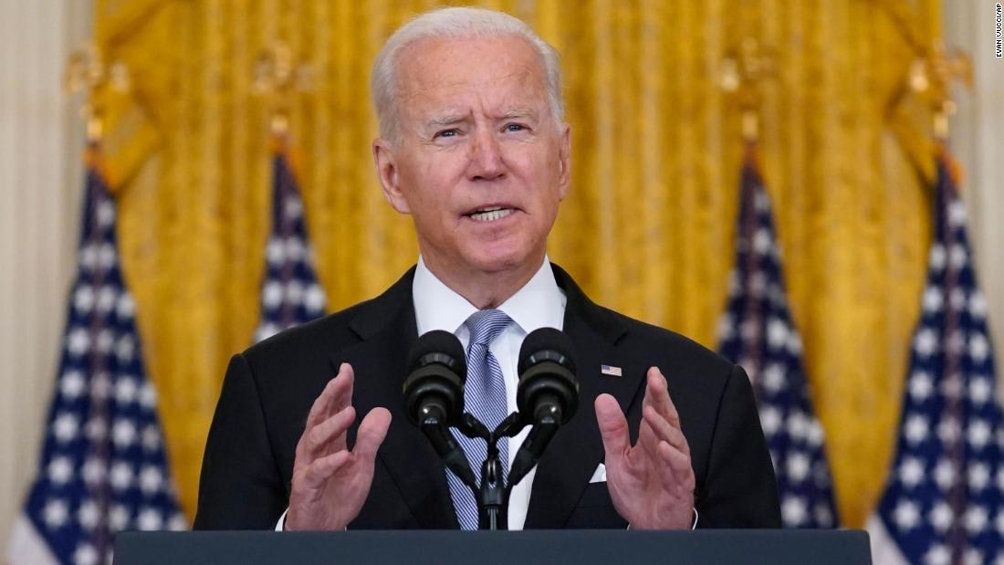 Analysis: Desperate scenes lay bare an Afghan defeat that Biden cannot deny