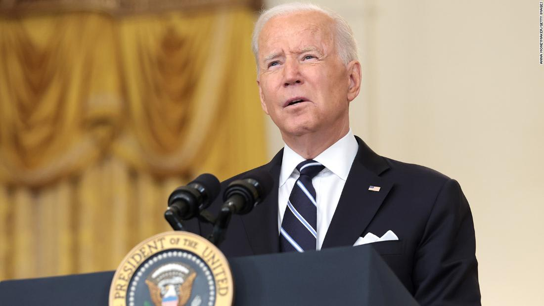 As White House scrambles on Afghanistan, Biden faces some of most dire days of his presidency