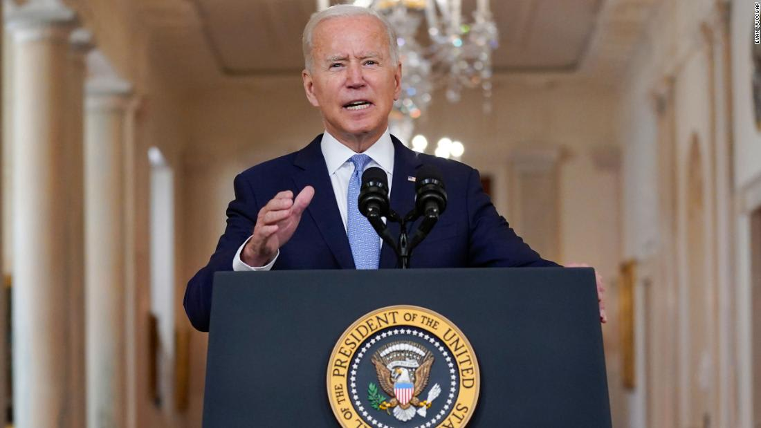 White House thanks interpreter in hiding who helped rescue Biden in 2008 and commits to evacuating Afghan partners