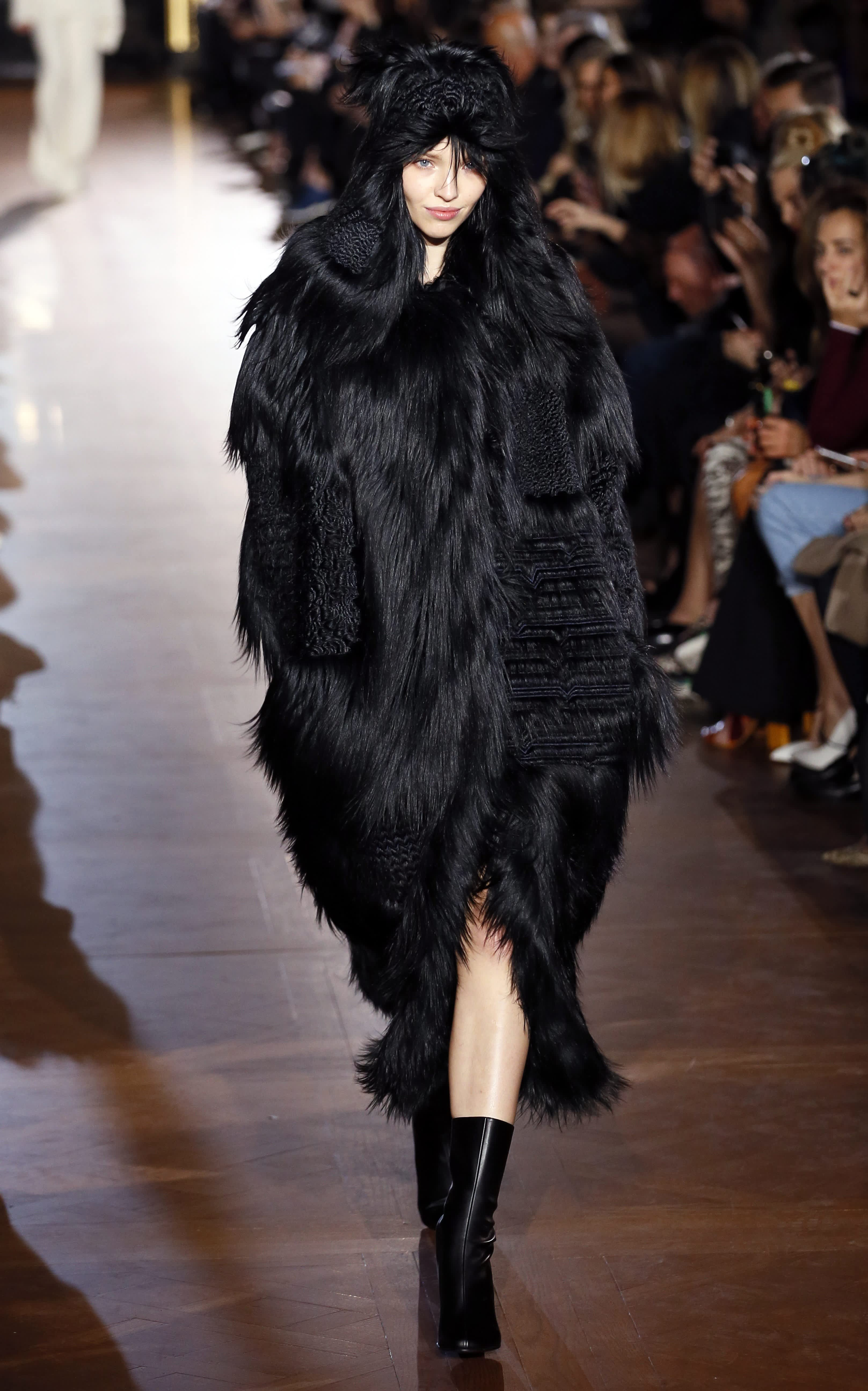 Stella McCartney: 'Fur's not sexy, not fashionable, and not cool'