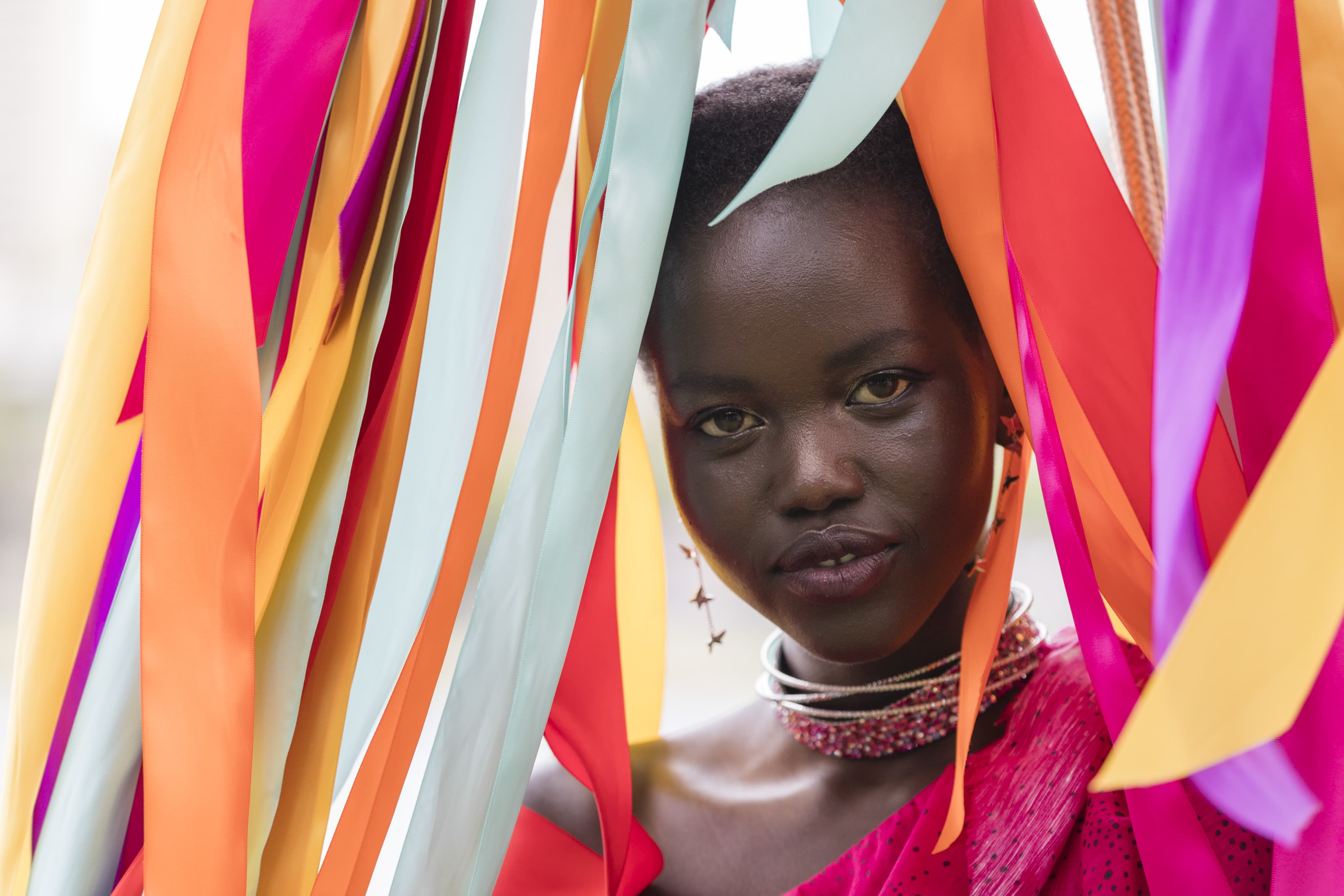 Adut Akech: The South Sudanese refugee making fashion history