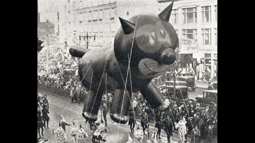 Macys Thanksgiving Day Parade Fun Historical Facts CNN Travel - They gave this tiny dog some water balloons what happens next is hilarious