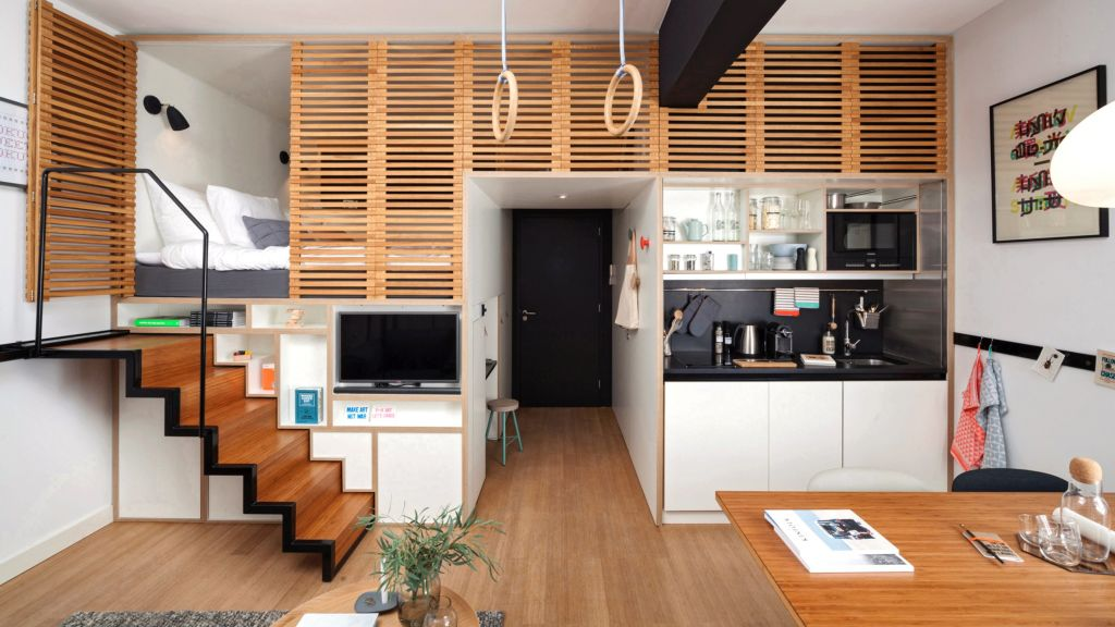 Small Homes Concrete Amsterdam