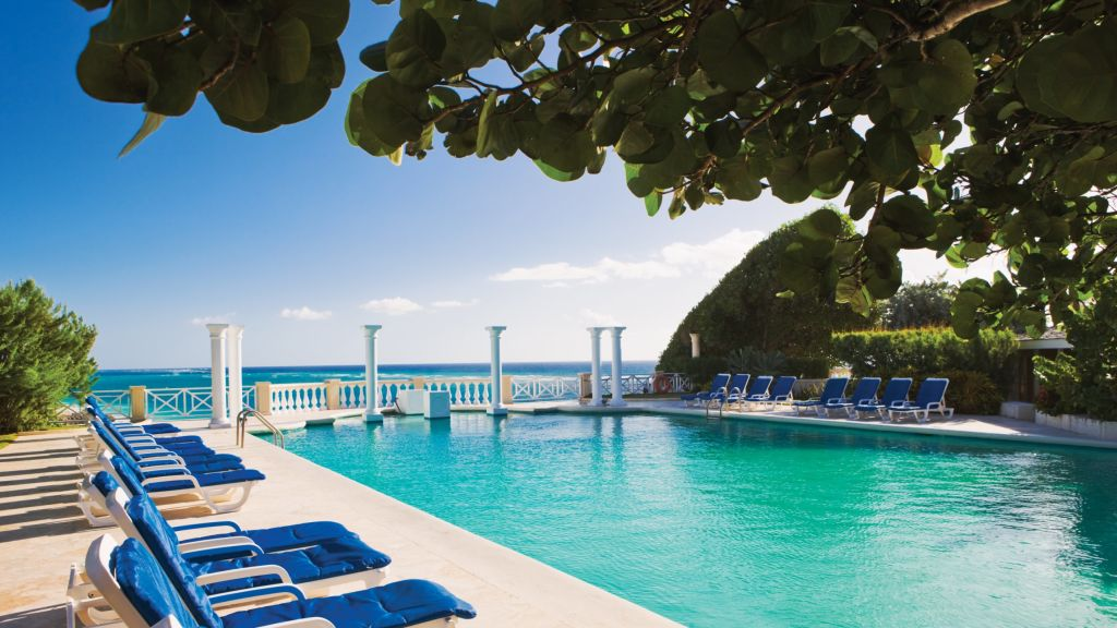 top 12 resorts in mexico and the caribbean