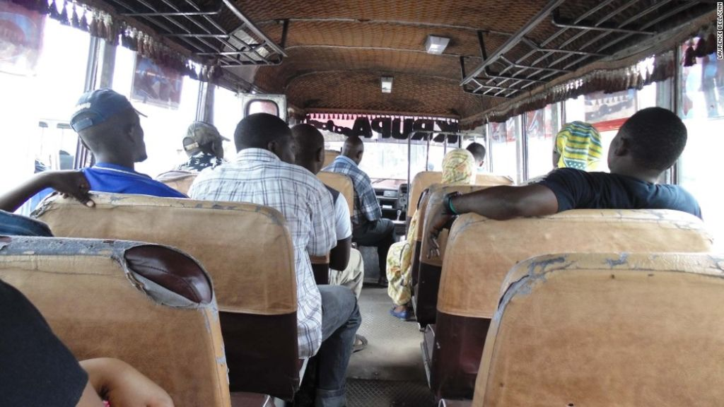Dar Es Salaam By Magic Bus Bumpy But Brilliant CNN Travel - Us expat live map dar es salaam