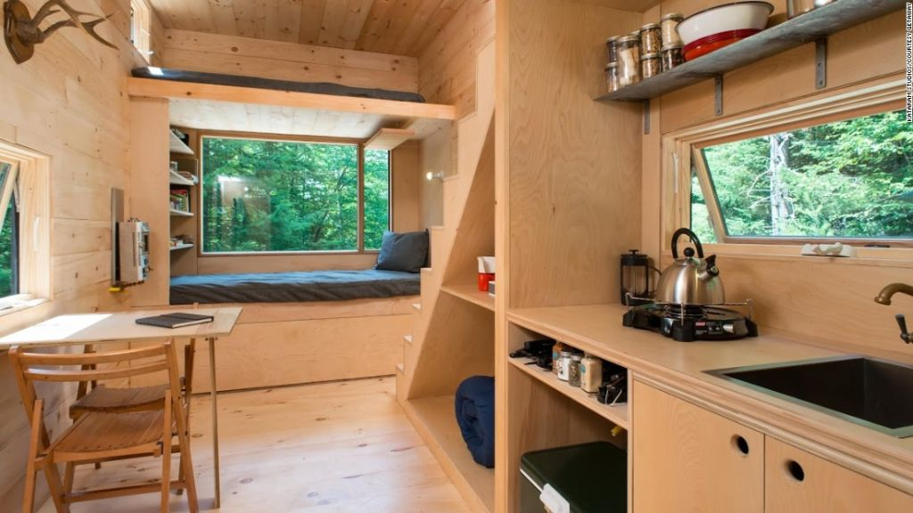 Tiny House Vacations