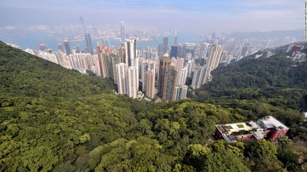 Hong Kong's 'Peak' Attraction