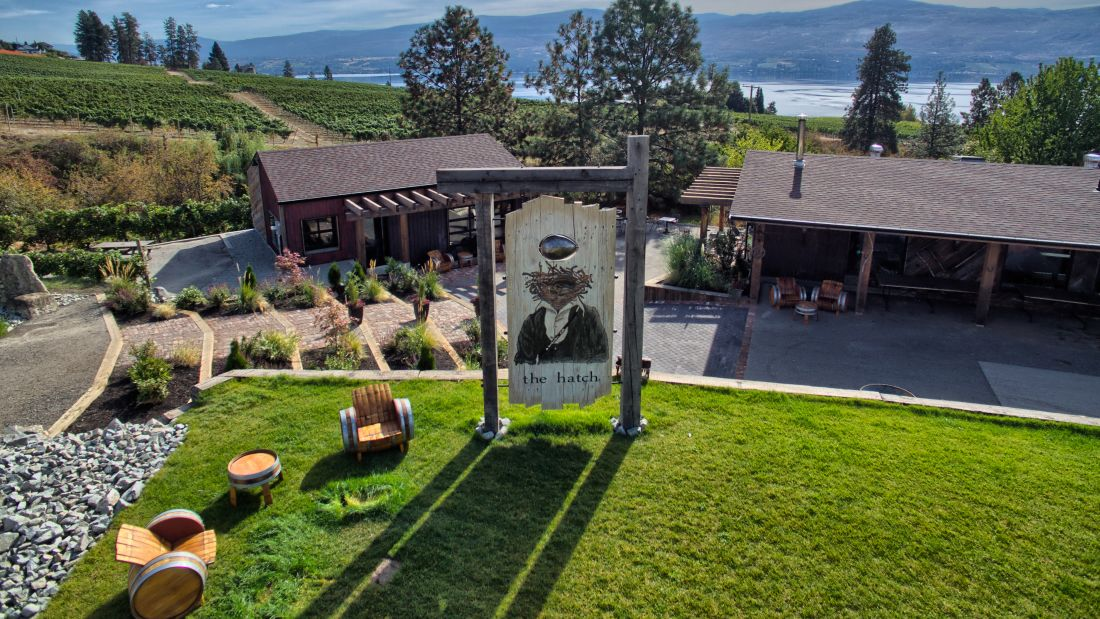 kelowna wine the hatch