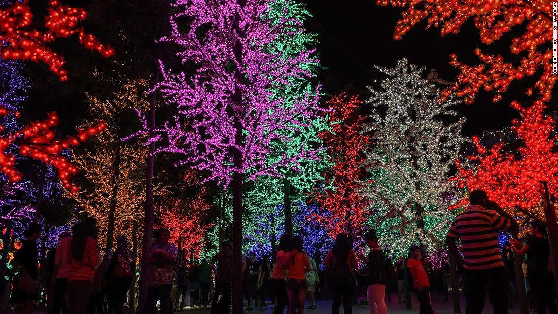 Colorful places Selangor Malaysia Christmas-630492684