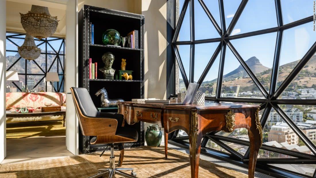 penthouse suites the silo study