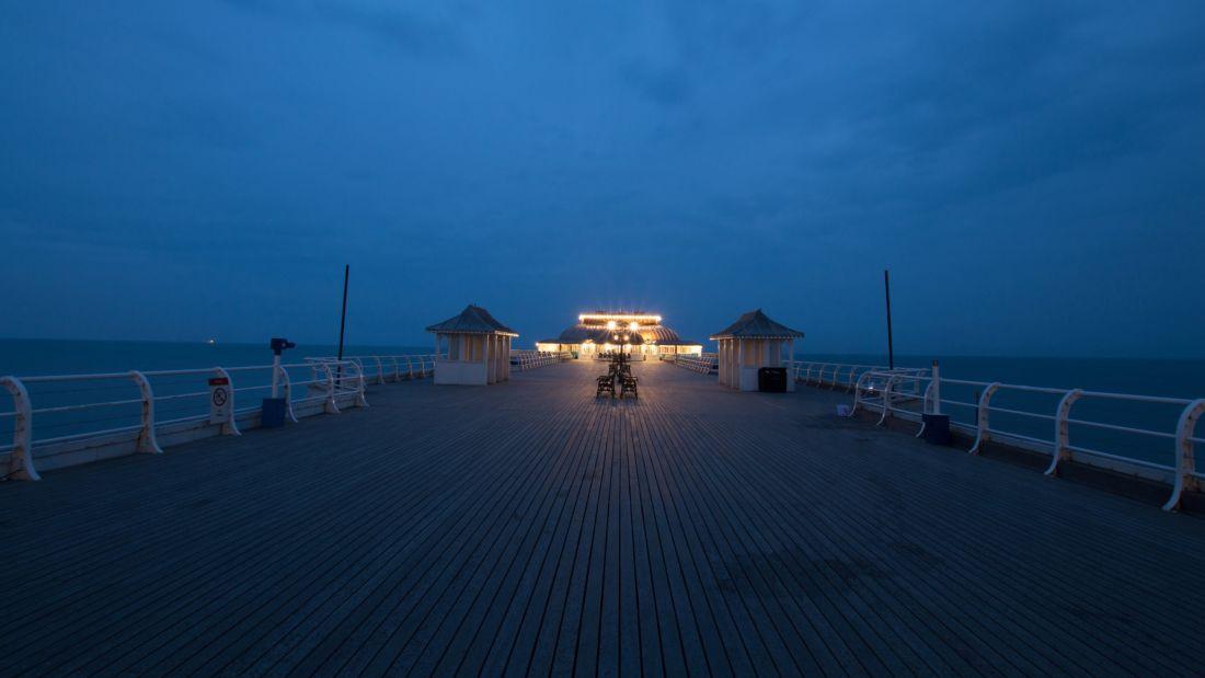 Cromer Pier, Cromer, Norfolk, UK