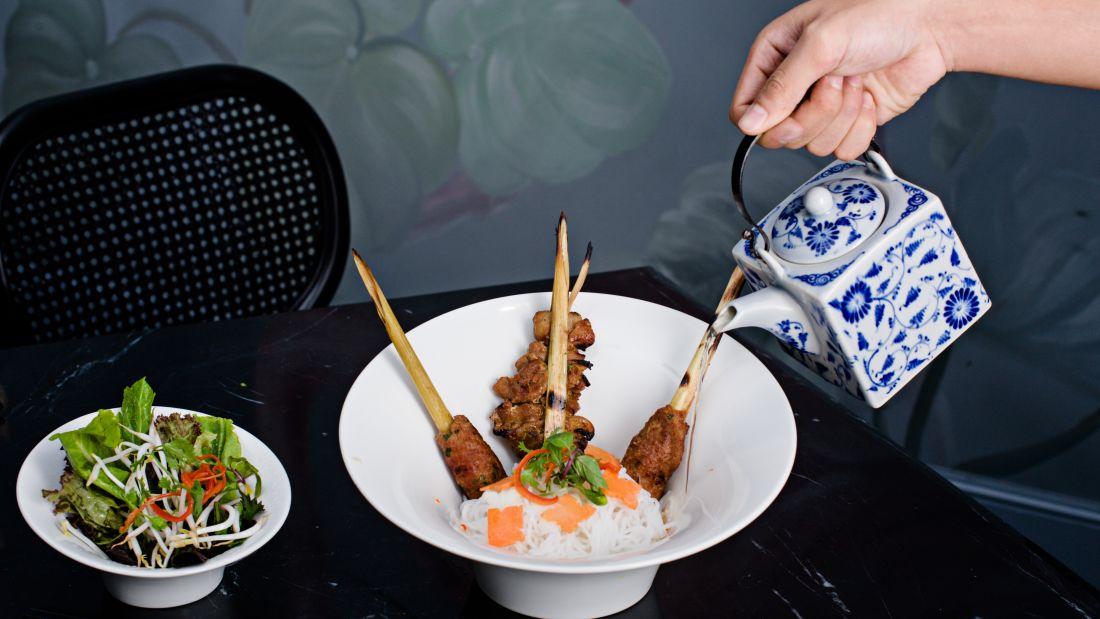 POV Hanoi contemporary food MAD Society  bun cha
