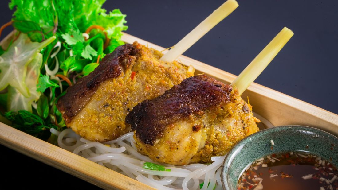 POV Hanoi contemporary food T Art  cha ca
