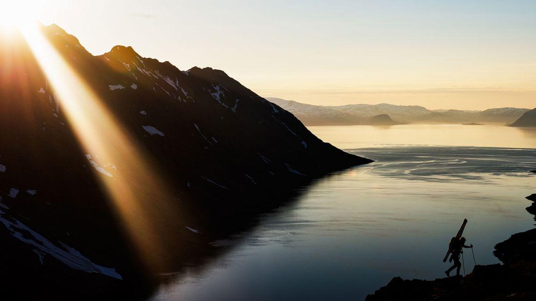 Mattias Fredriksson photographer fjord Norway