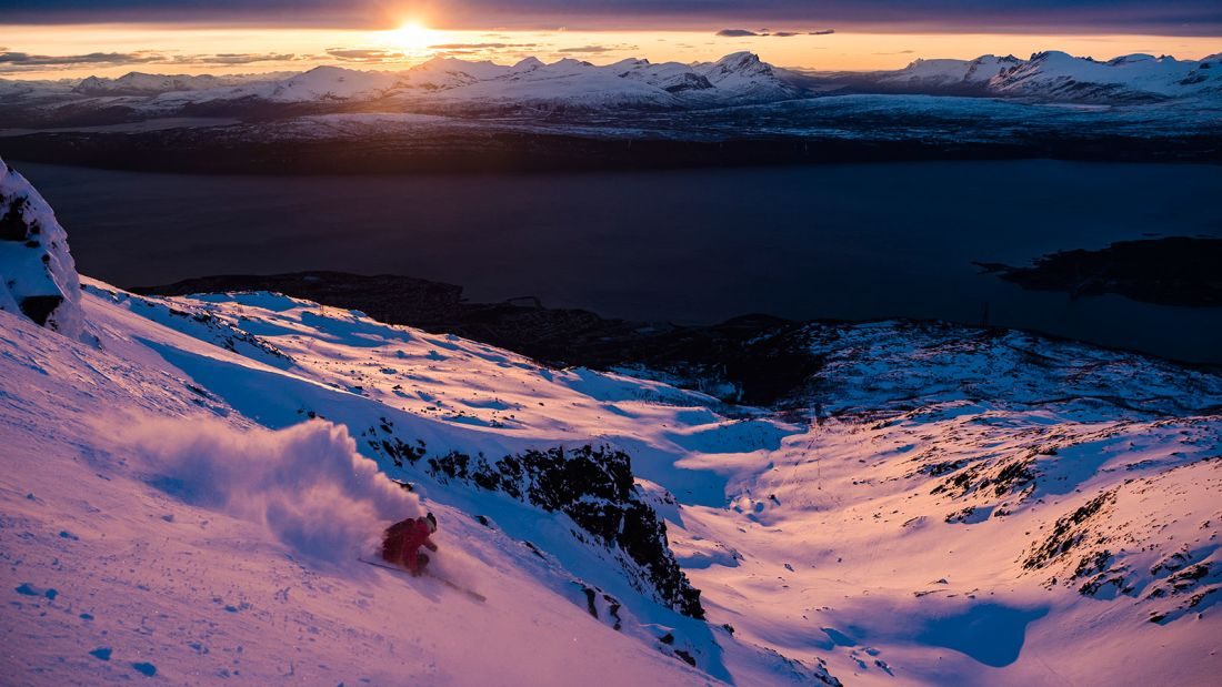 Mattias Fredriksson photographer Narvik