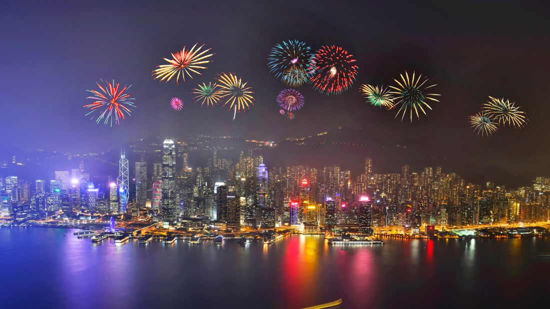 10 new years destinations - RESTRICTED