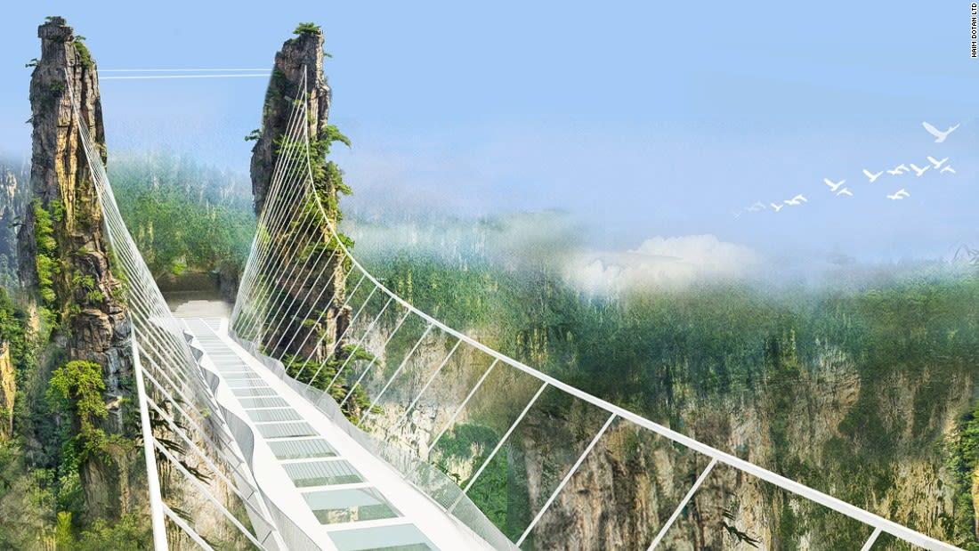 zhangjiajie glass bridge 04