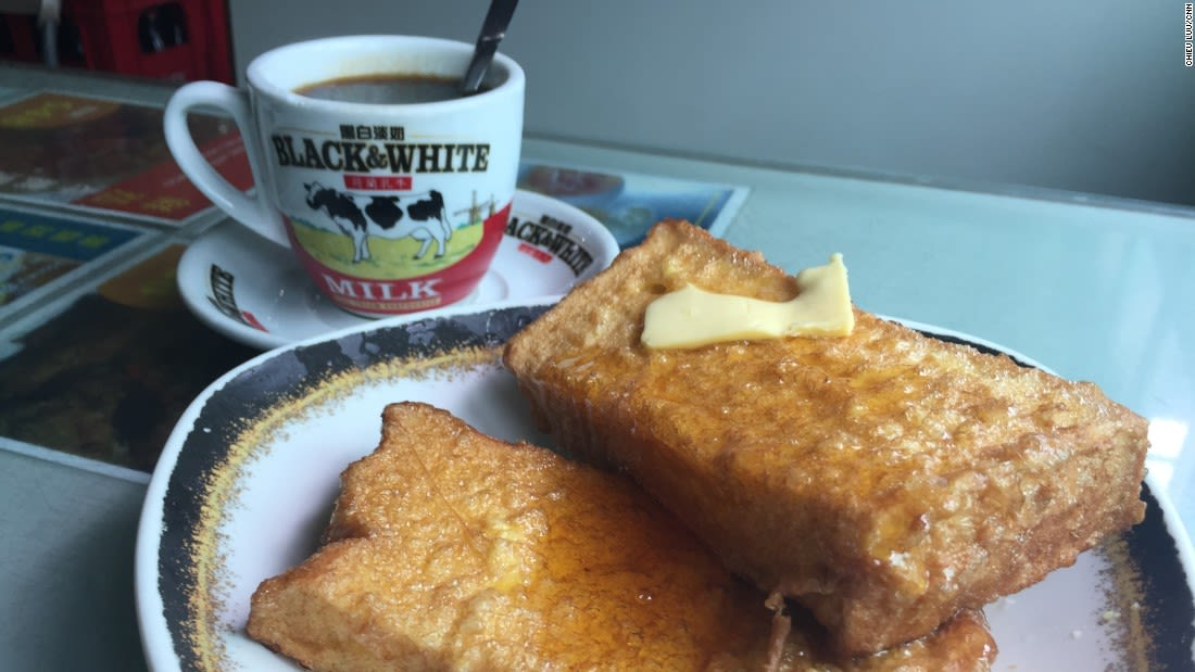 kowloon mido cafe french toast
