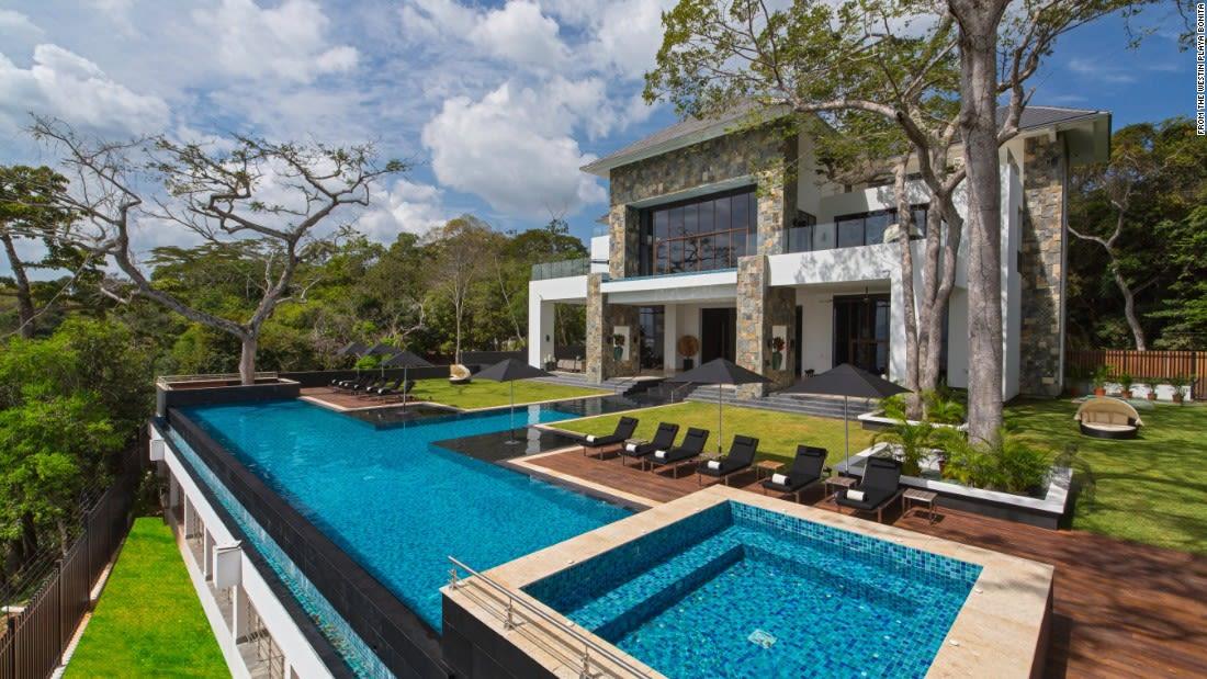 spectacular pools casa naga patio
