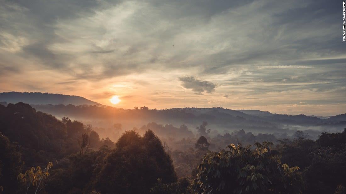 brunei Sumbiling Eco Village