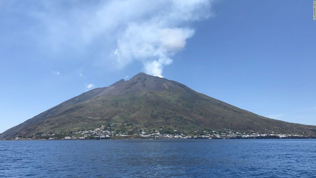 Aeolian-Islands---Stromboli's-tiny-eruption---Silvia-Marchetti