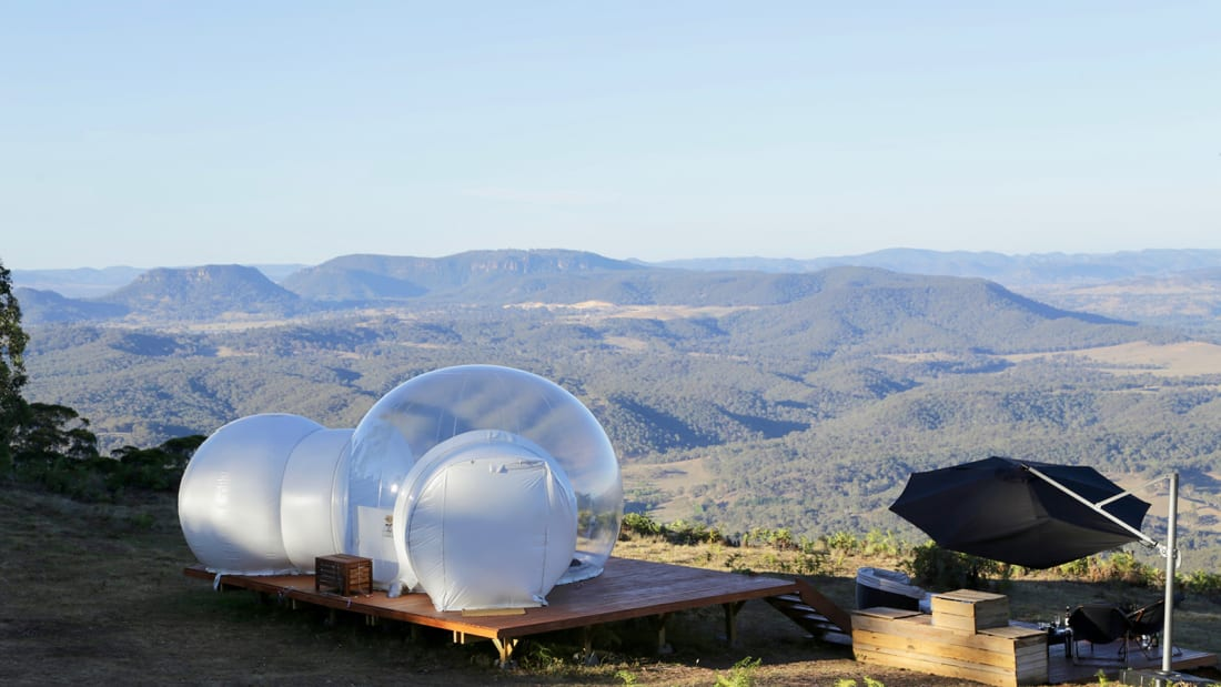 Australia bubbletent Virgo3