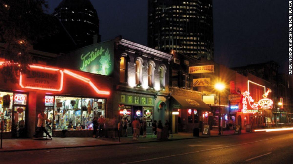 Tootsies Nashville Food Menu