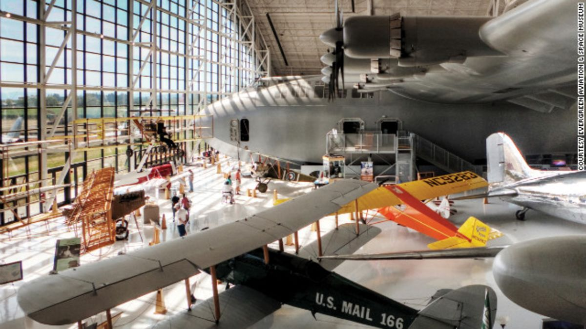 Spruce Goose: Get the inside story of an aviation icon | CNN