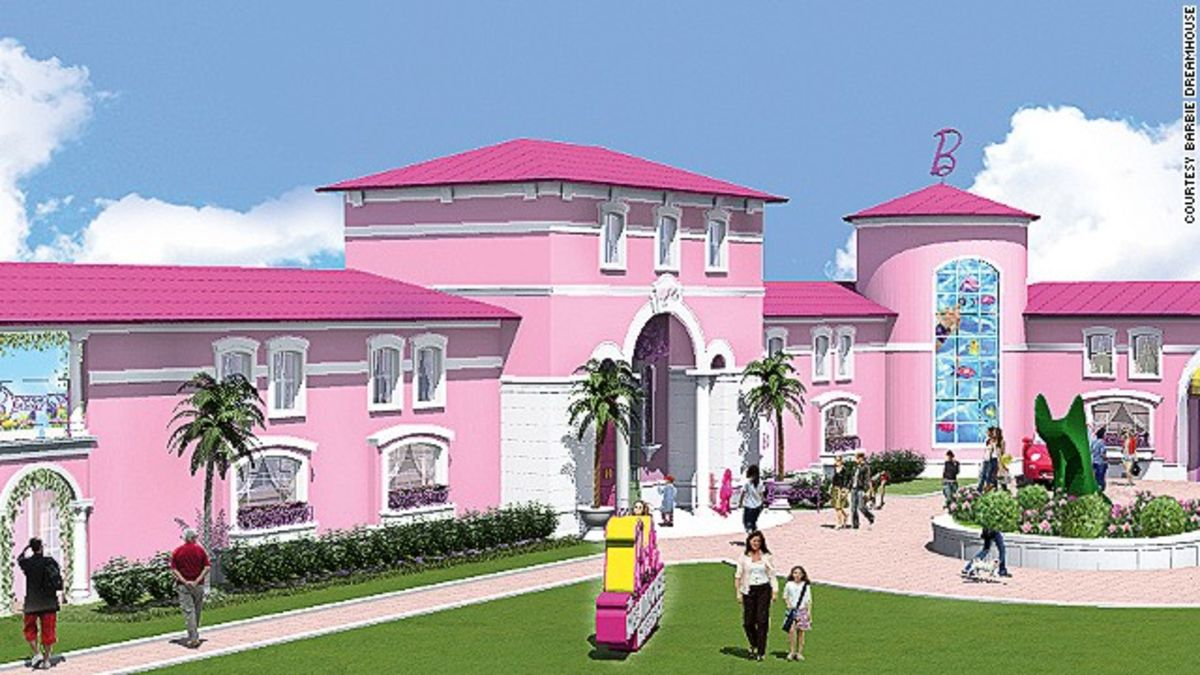 Feminists protest Barbie Dreamhouse opening in Berlin | CNN Travel on design your own virtual kitchen, design your own dream house, design your own virtual house, decorate your own virtual house, design your home,