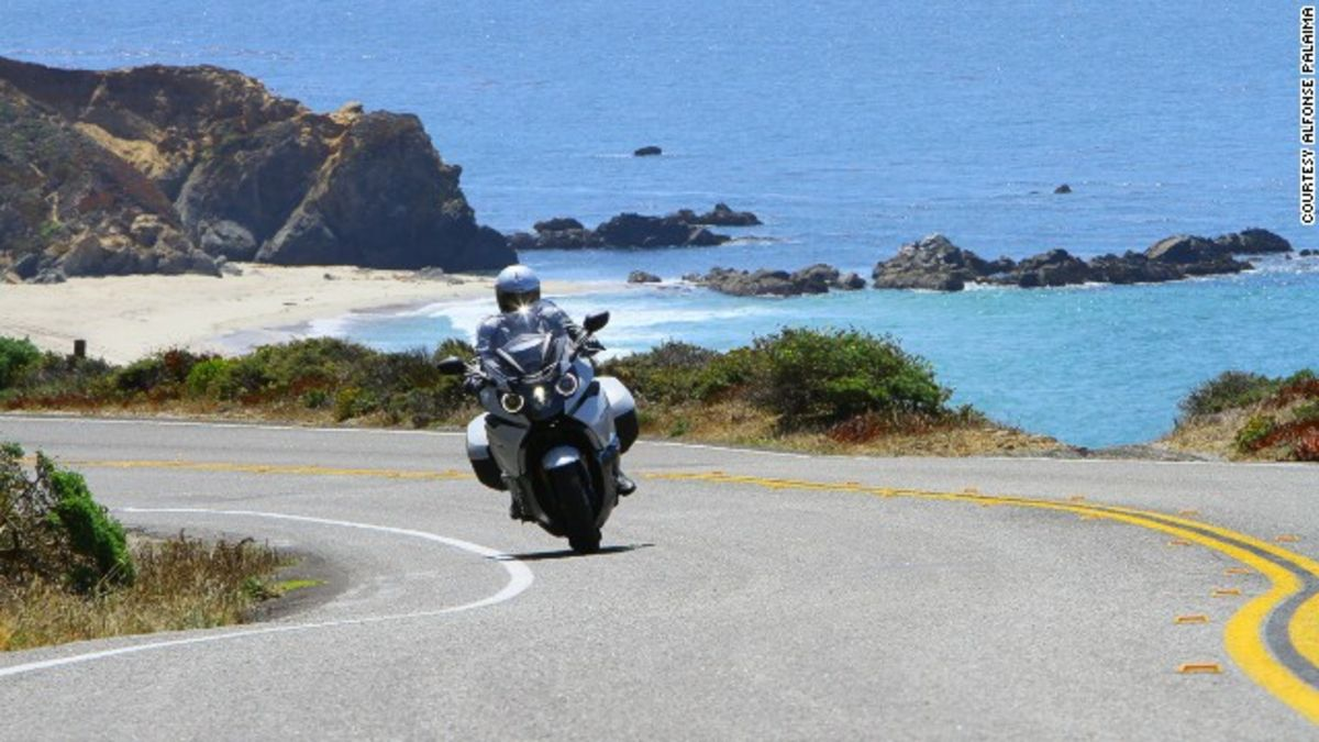 Motorcycle Road Trip >> 10 Breathtaking Motorcycle Rides From Around The World Cnn Travel