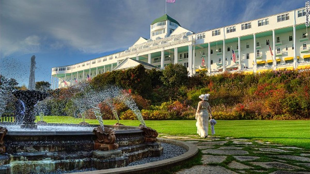 mackinac island buddhist singles Singles trip protection featuring two-night stays at the world-famous grand hotel on mackinac island and the award the oldest and largest buddhist temple.