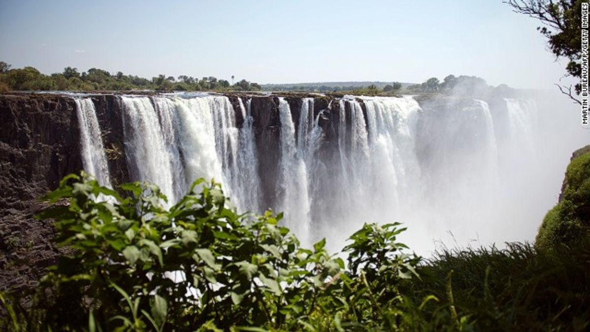 Zimbabwe waterfalls best waterfall 2018 about mutarazi falls zimbabwe tourist attractions pindula victoria falls helicopter aerial view zambia publicscrutiny Images
