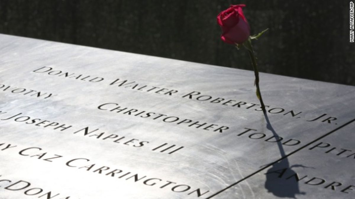 9/11 memorials and remembrances around the US