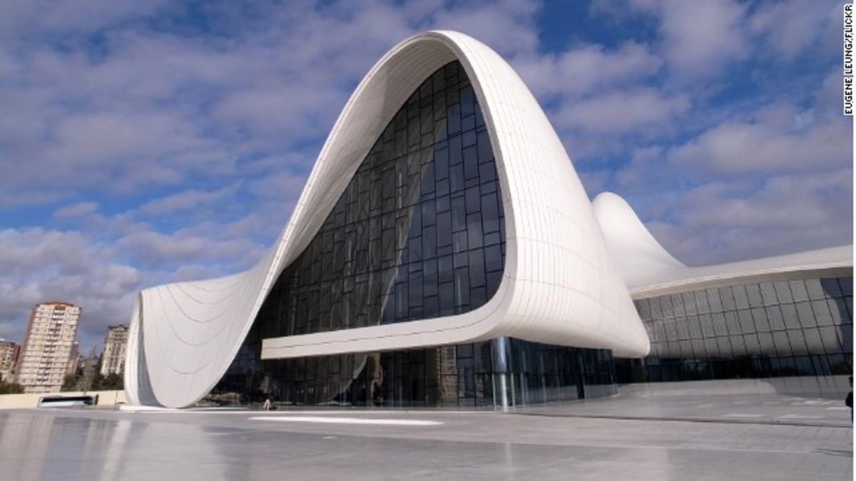 World's 15 most beautiful concert halls -- from Austria to Brazil