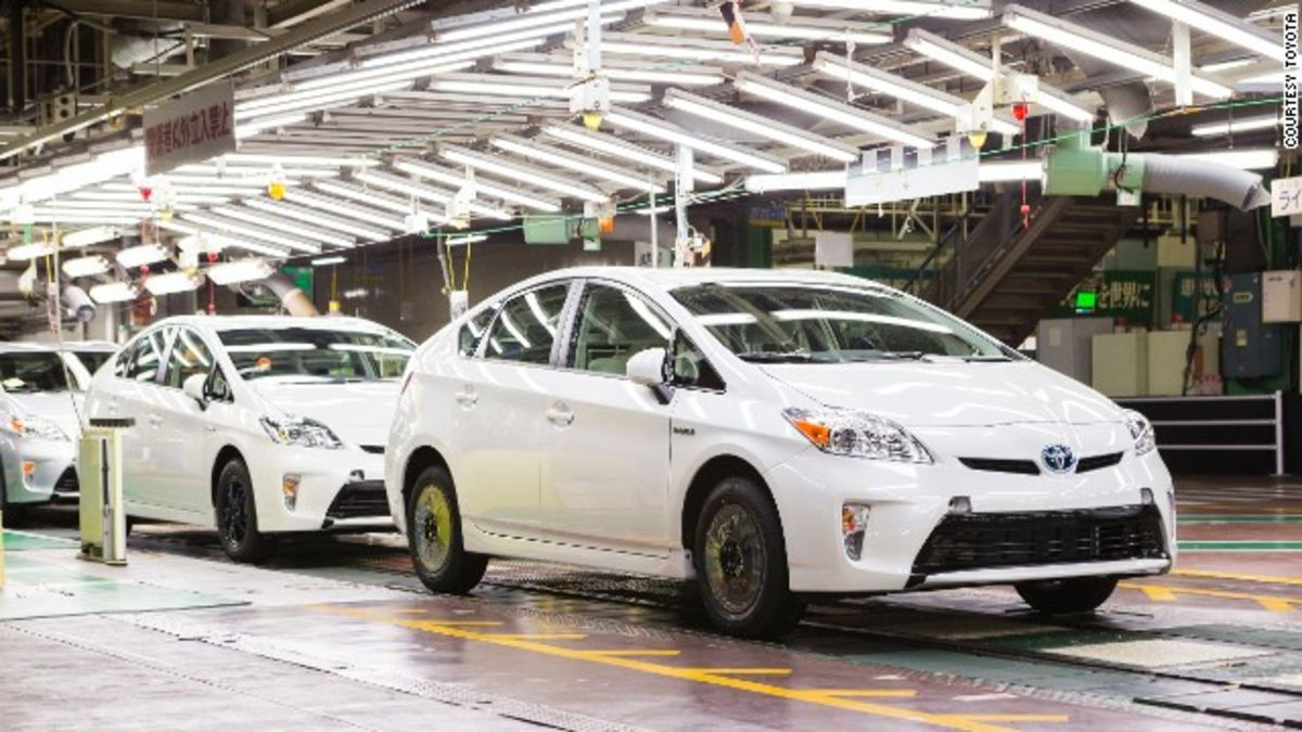 report on toyota plant visit Toyota and mazda are close to forming a capital partnership, paving the way for a new jointly owned assembly plant in the us, according to media reports.