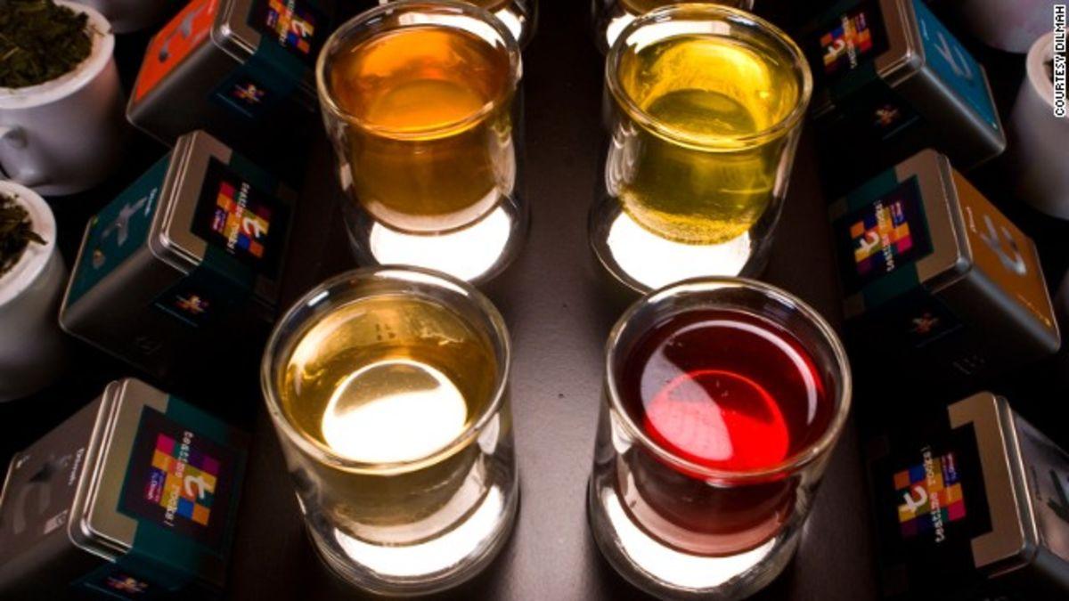 Tea in Sri Lanka: Travelers take sips steeped history   CNN Travel