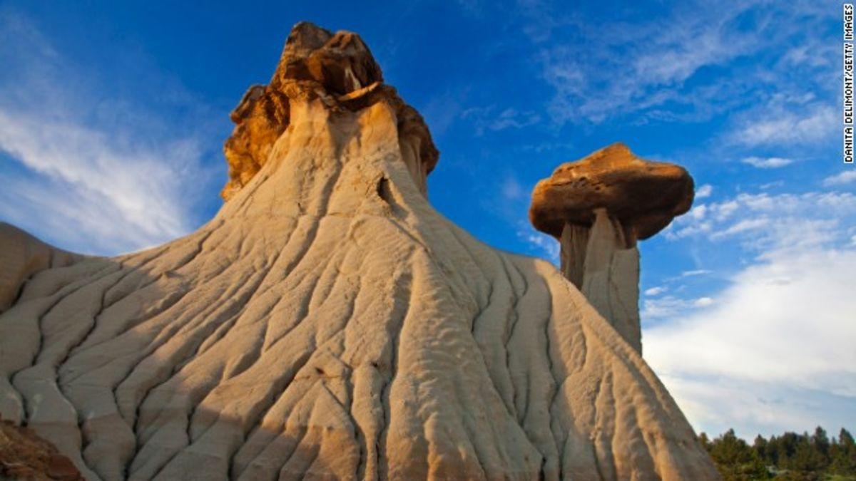 e401e546ef4 Crazy rock formations around the United States
