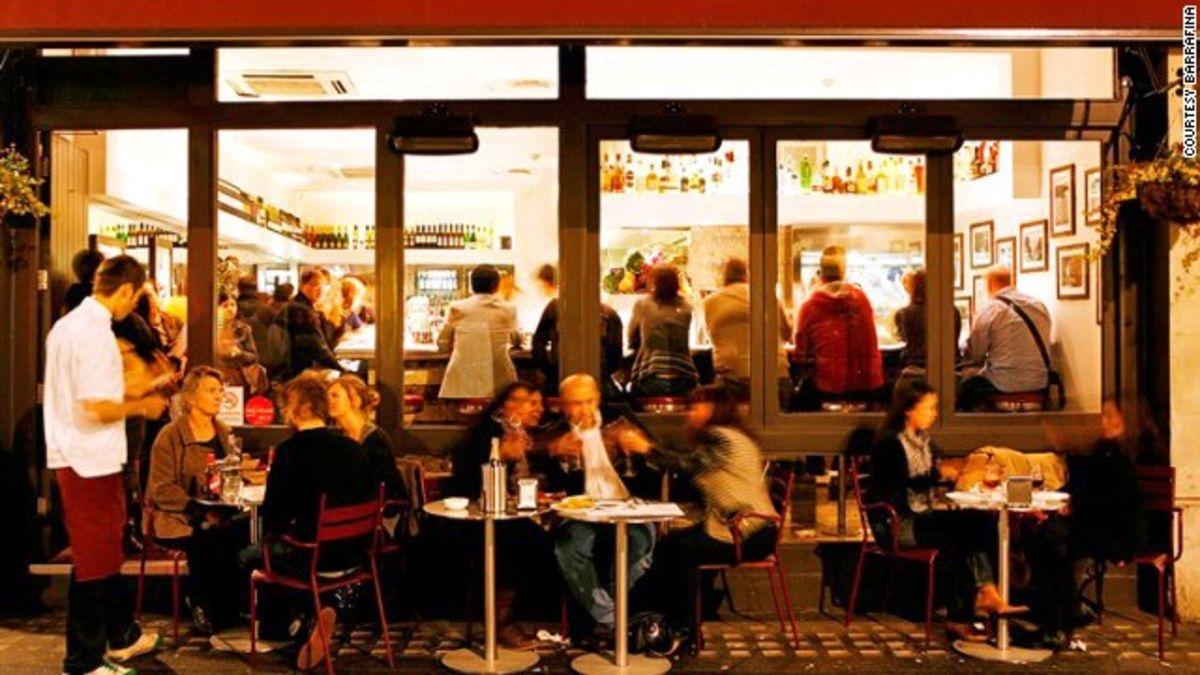 Londons best no reservations restaurants cnn travel malvernweather Gallery