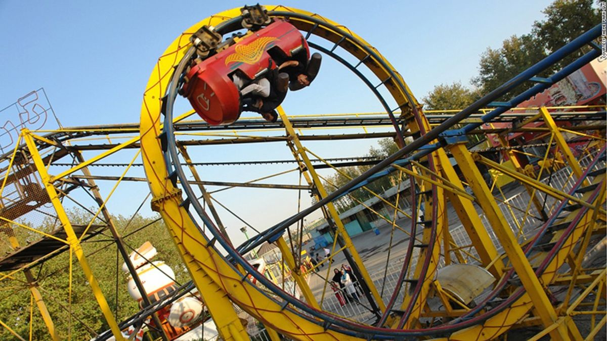 7 of the scariest theme park rides in the world