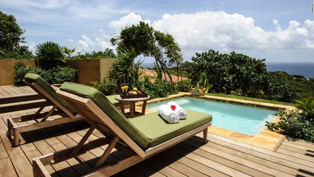 10 of the world u0027s coolest hotel plunge pools cnn travel