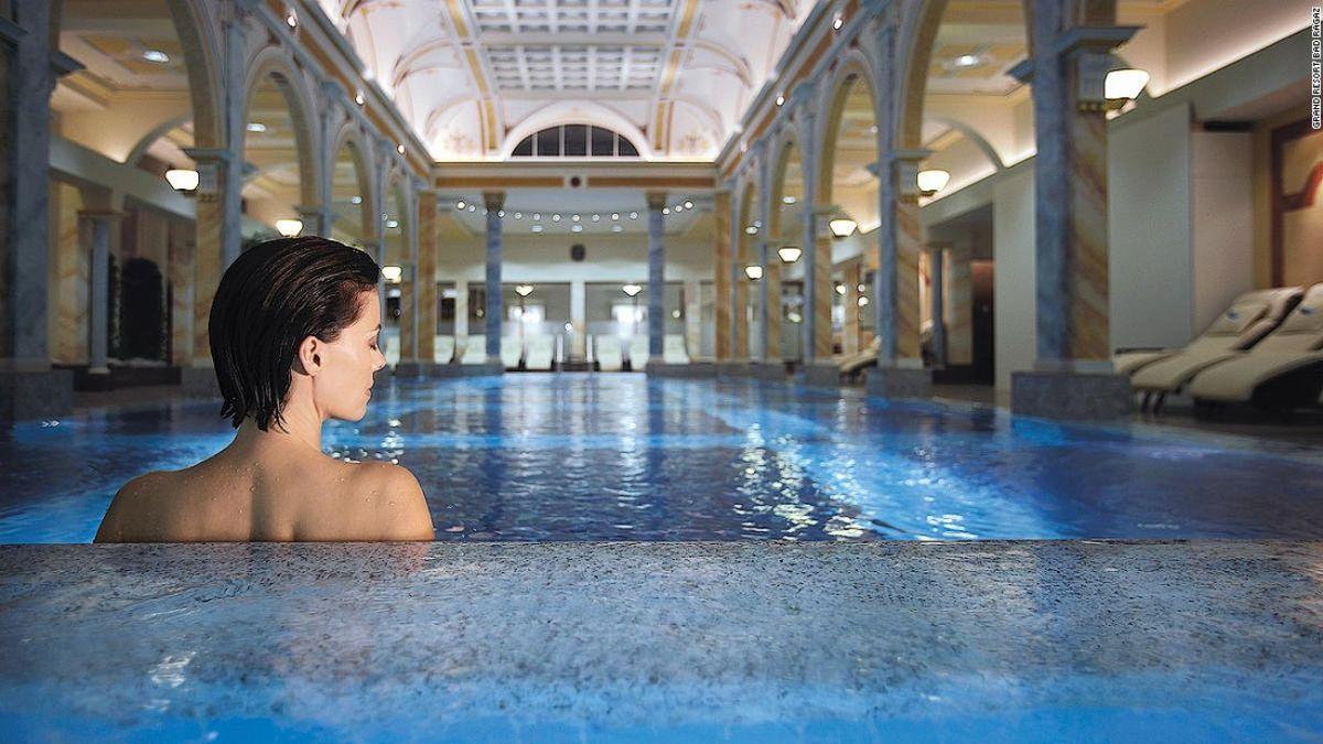 Hotel spas: 10 of the world's best | CNN Travel