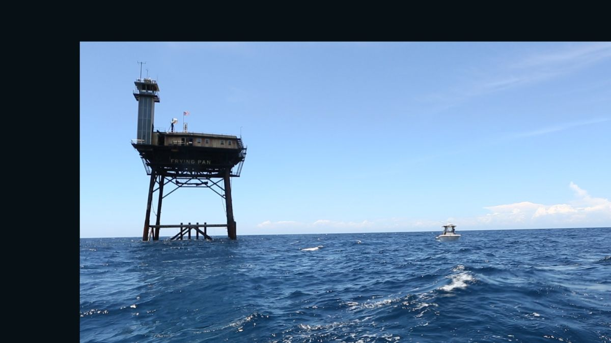 Frying Pan Tower offers ocean solitude and more