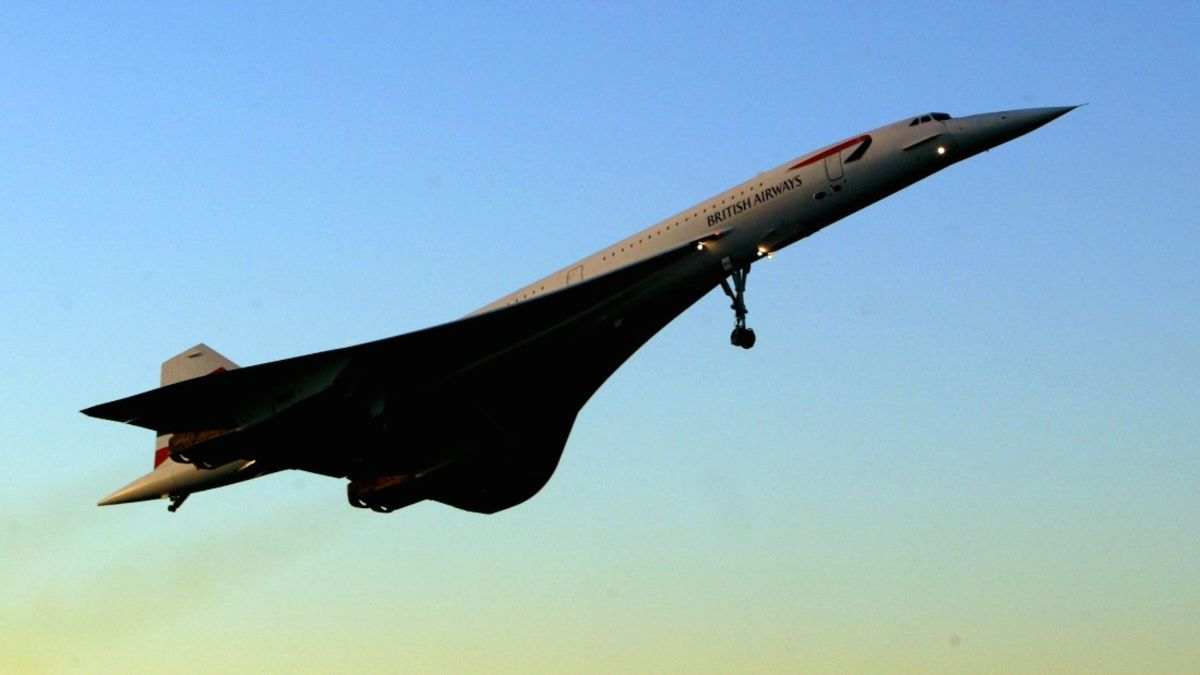 Concorde may fly again. Seriously