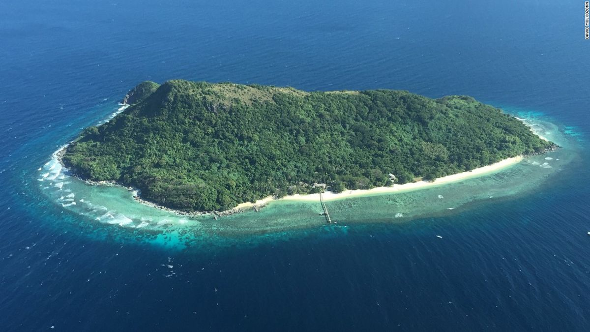 Ariara, private luxury island in Philippines, available for rent
