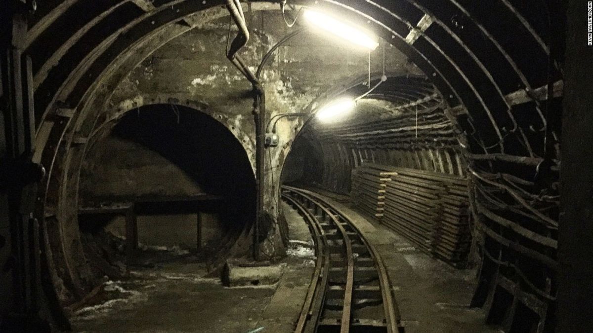 London's underground mail rail to open to visitors