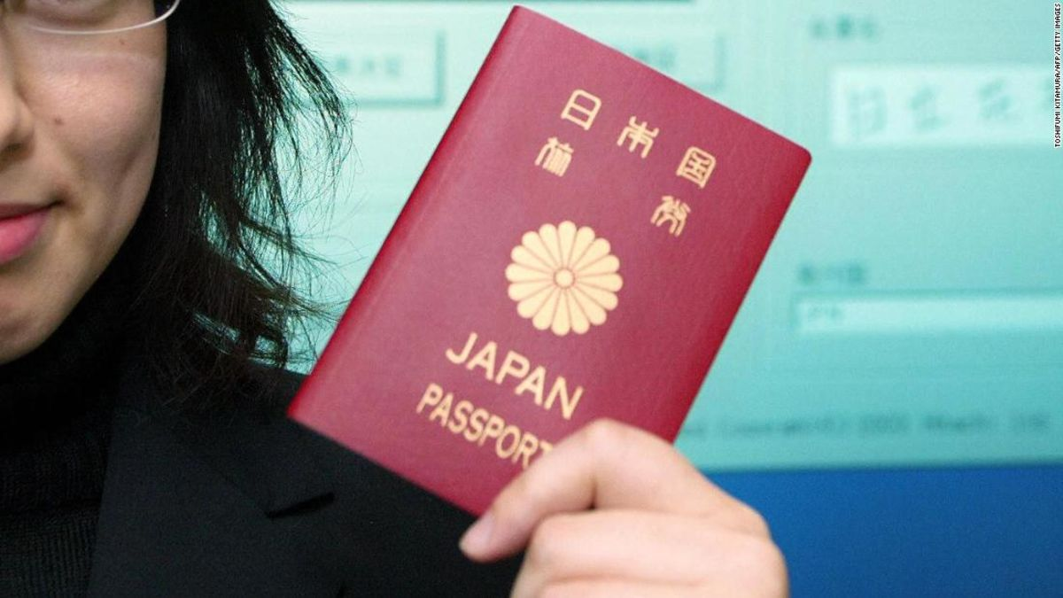 World's most powerful passport revealed