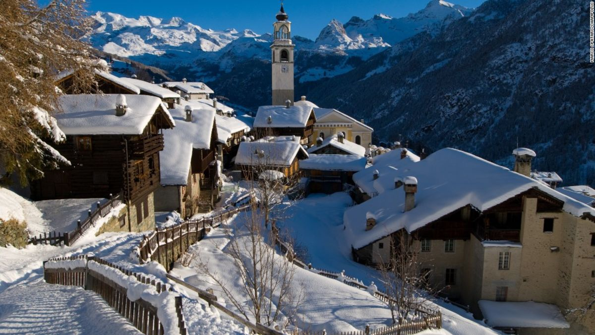 Christmas Village Ski Lift For Sale.Europe S 10 Best Hidden Ski Resorts Cnn Travel